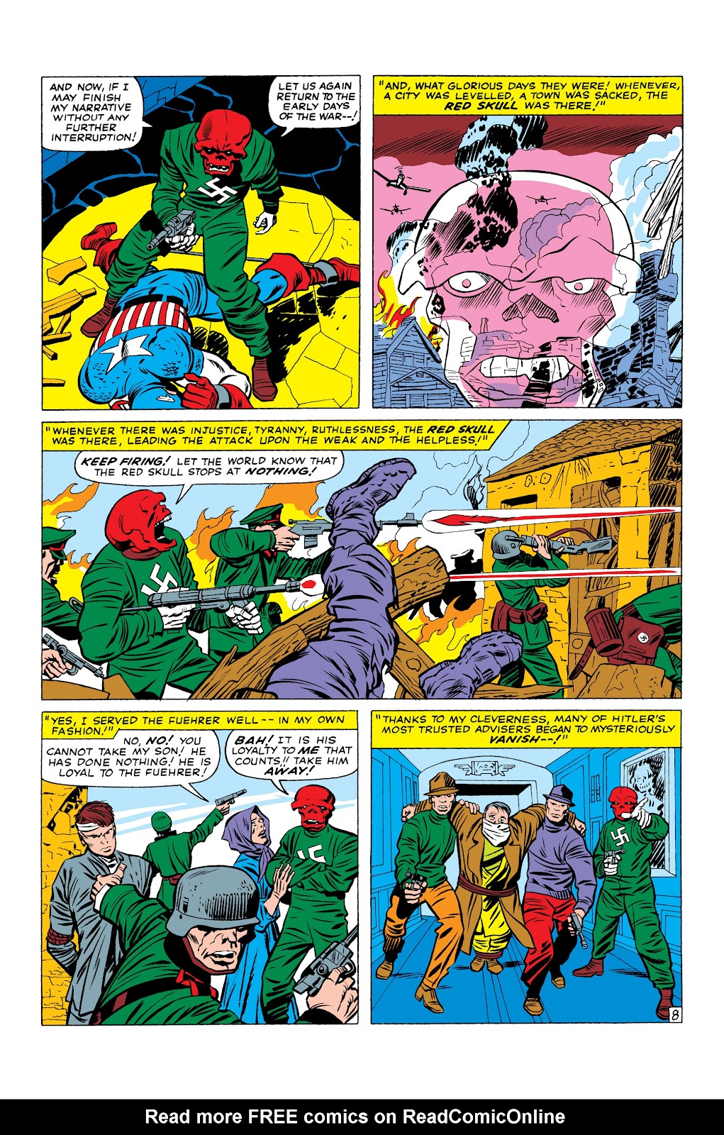 Tales of Suspense (1959) issue 66 - Page 21