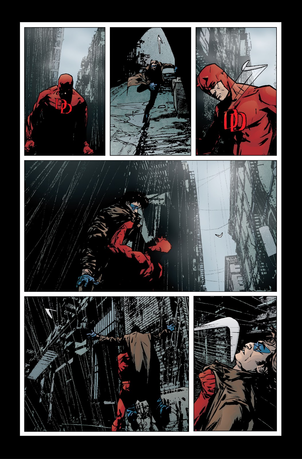 Read online Daredevil (1998) comic -  Issue # _Ultimate_Collection TPB 1 (Part 2) - 44