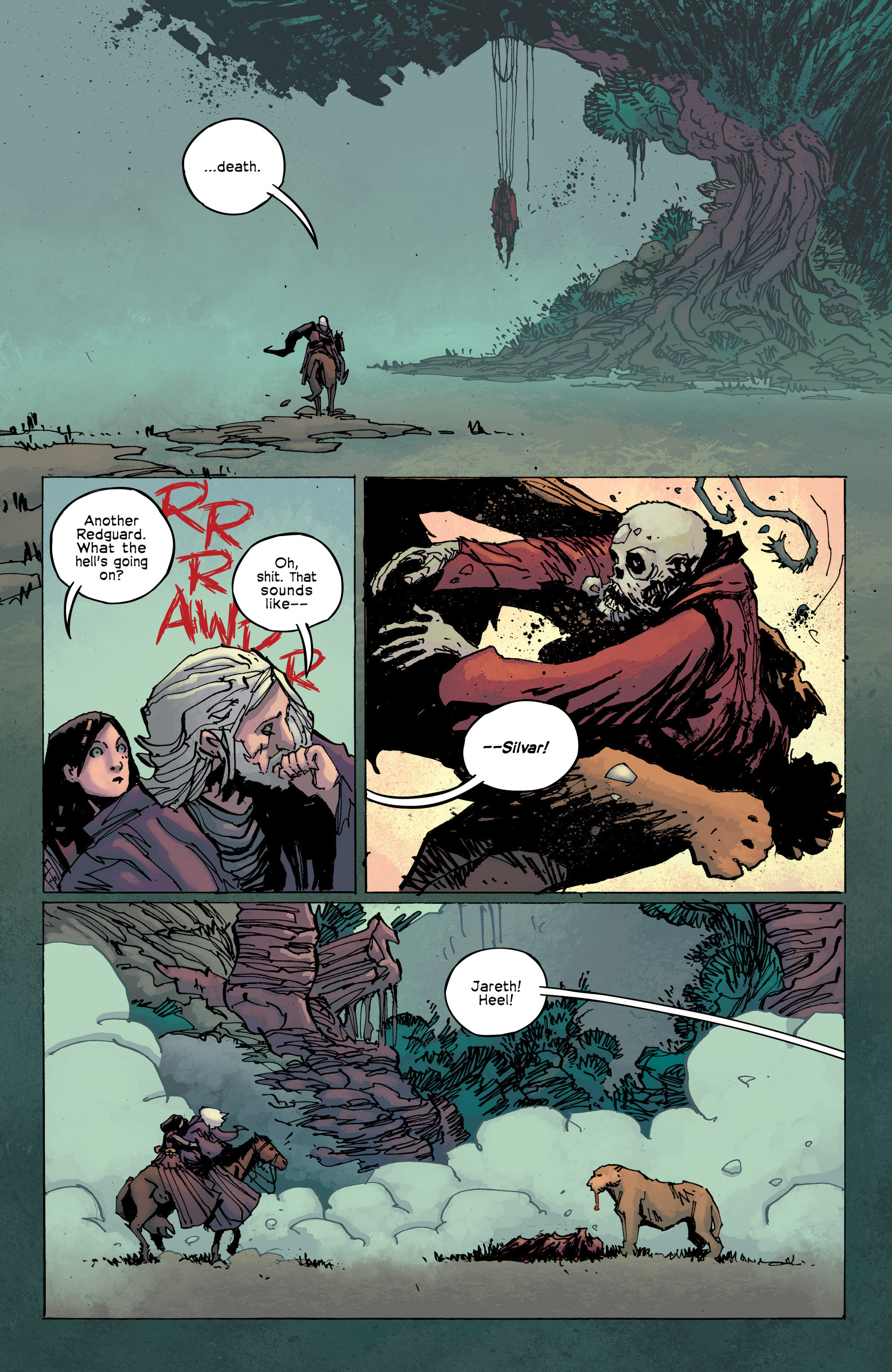 Read online Umbral comic -  Issue #8 - 23