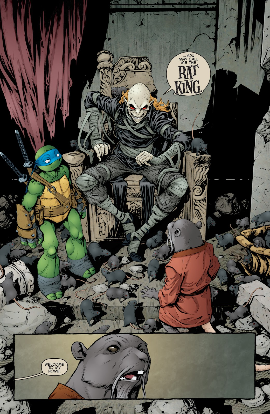 Read online Teenage Mutant Ninja Turtles: The IDW Collection comic -  Issue # TPB 4 (Part 3) - 85