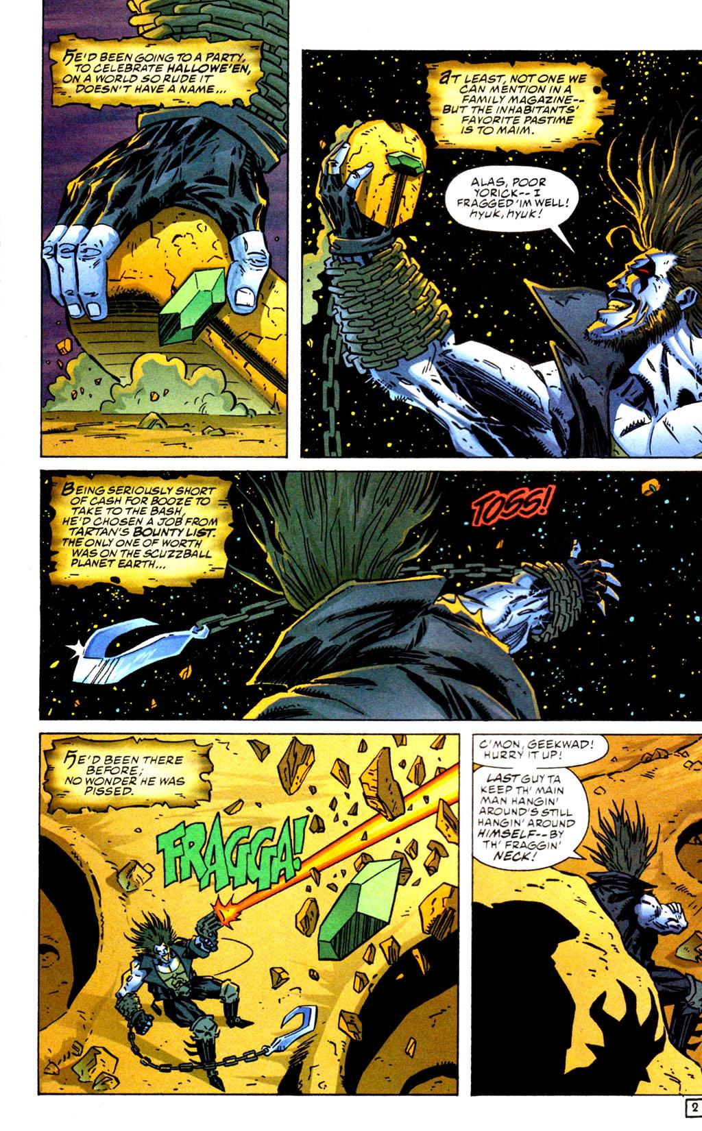 Read online Lobo/Demon: Hellowe'en comic -  Issue # Full - 3