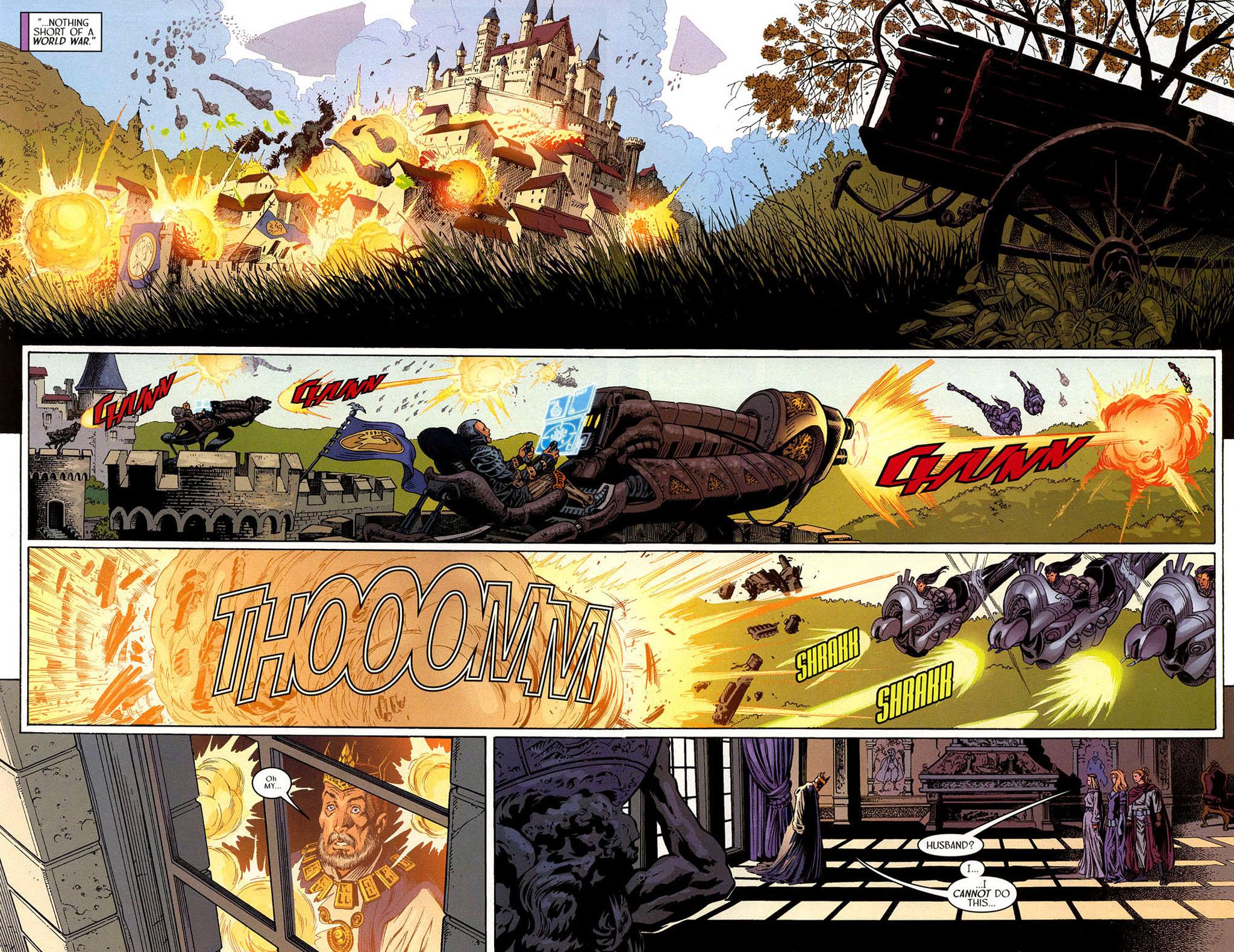Read online Scion comic -  Issue #40 - 14