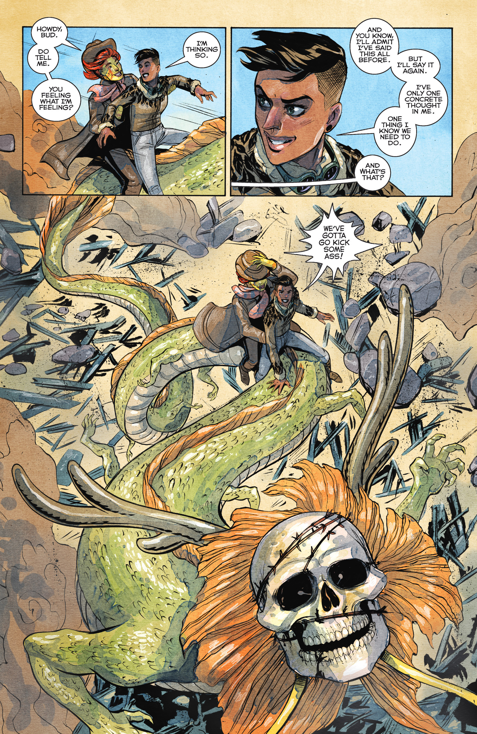 Read online Shutter comic -  Issue #27 - 20