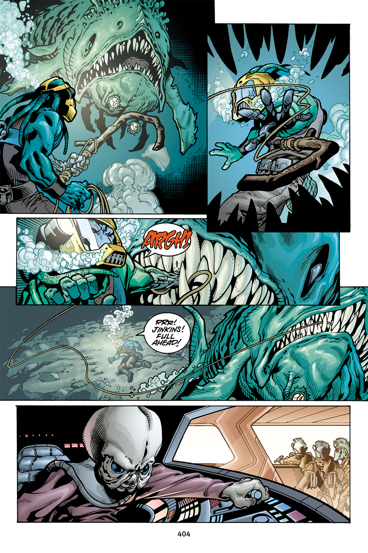 Read online Star Wars Omnibus comic -  Issue # Vol. 10 - 397