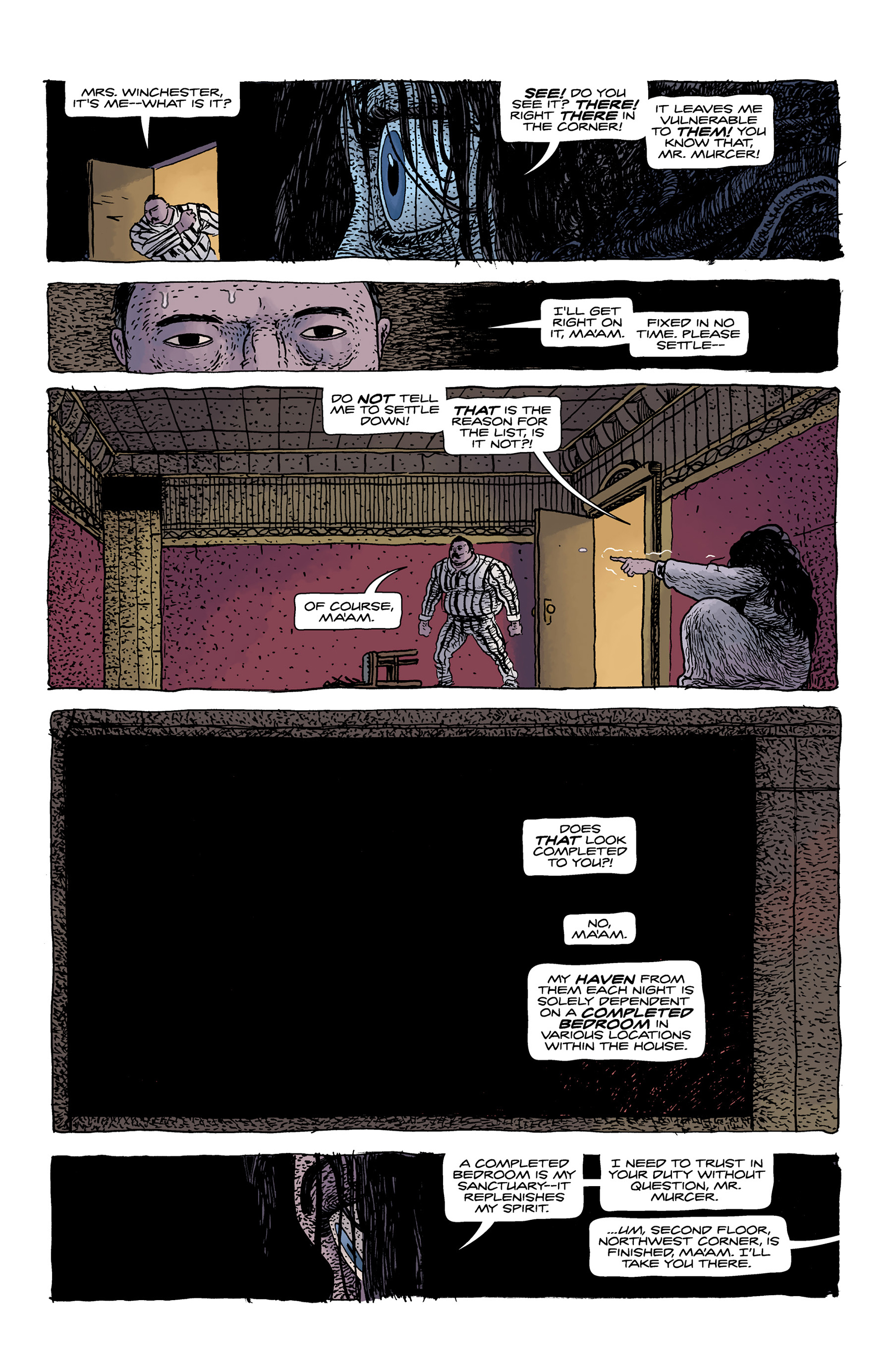 House of Penance 1 Page 20