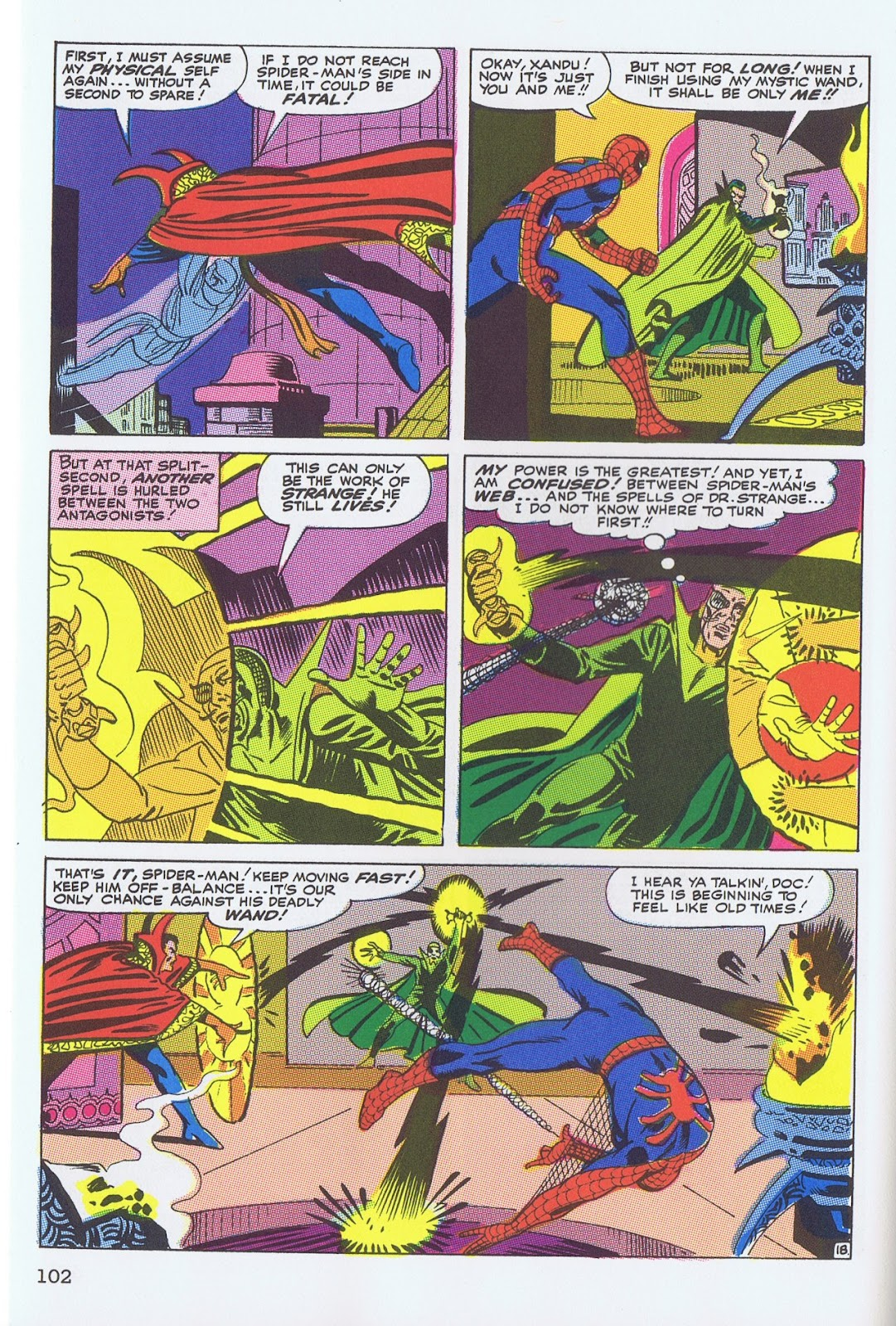 Doctor Strange: Master of the Mystic Arts issue TPB - Page 97