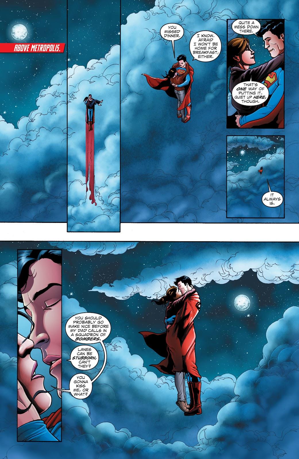 Read online Smallville Season 11 [II] comic -  Issue # TPB 1 - 91