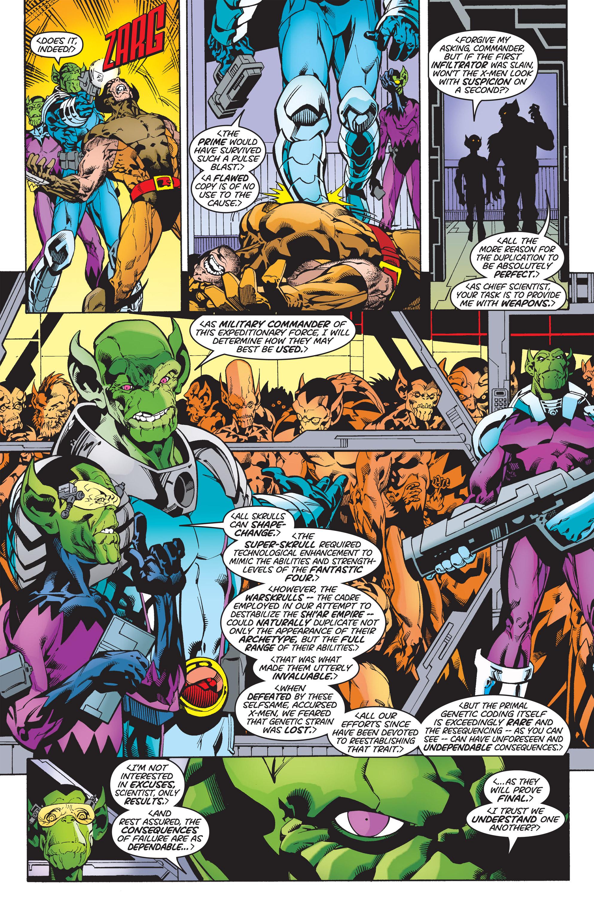 X-Men (1991) 95 Page 3