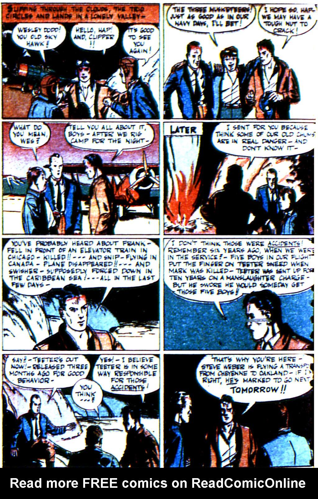 Read online Adventure Comics (1938) comic -  Issue #42 - 4