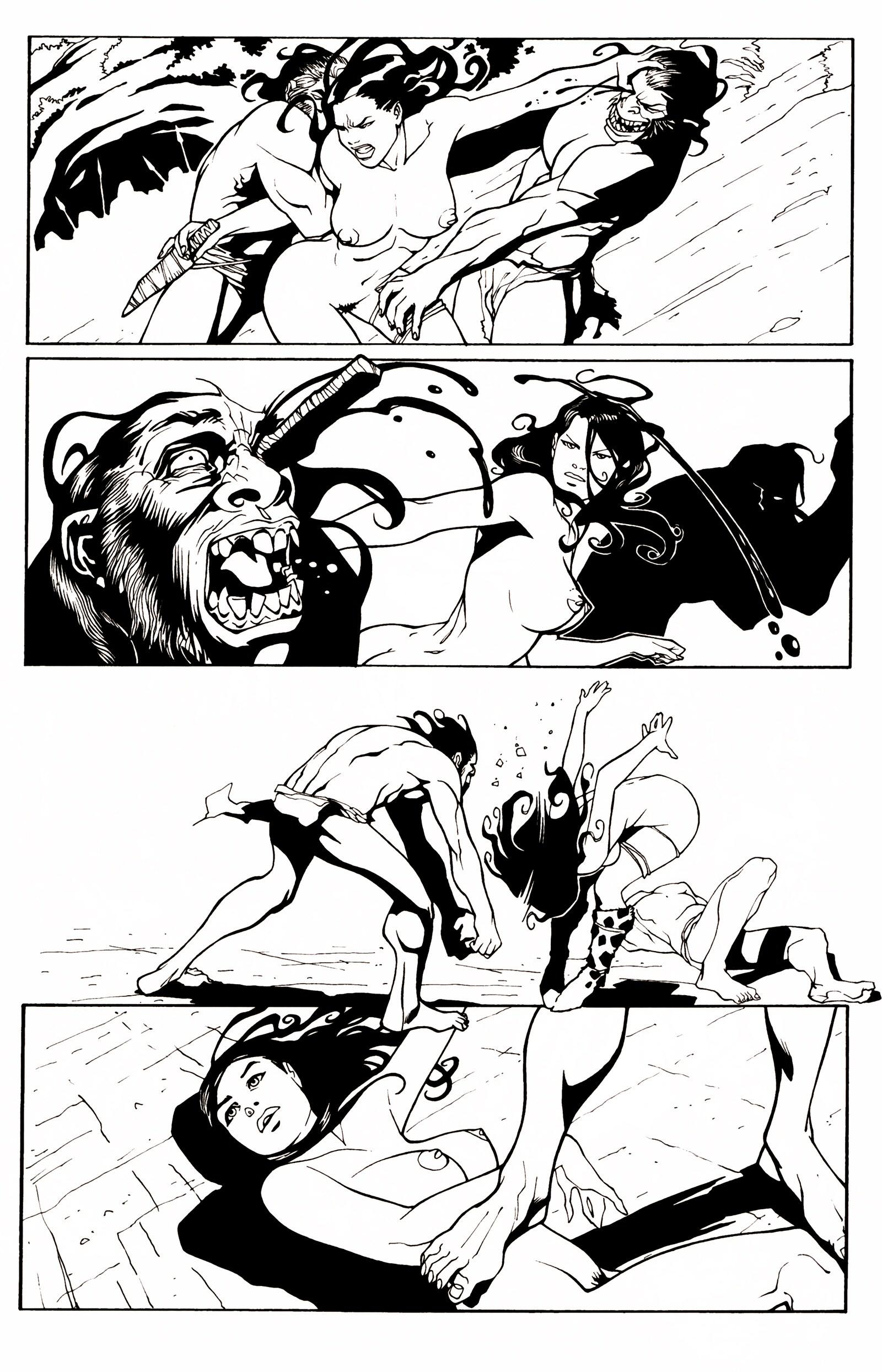 Read online Jungle Fantasy (2002) comic -  Issue # _Annual 1 - 24