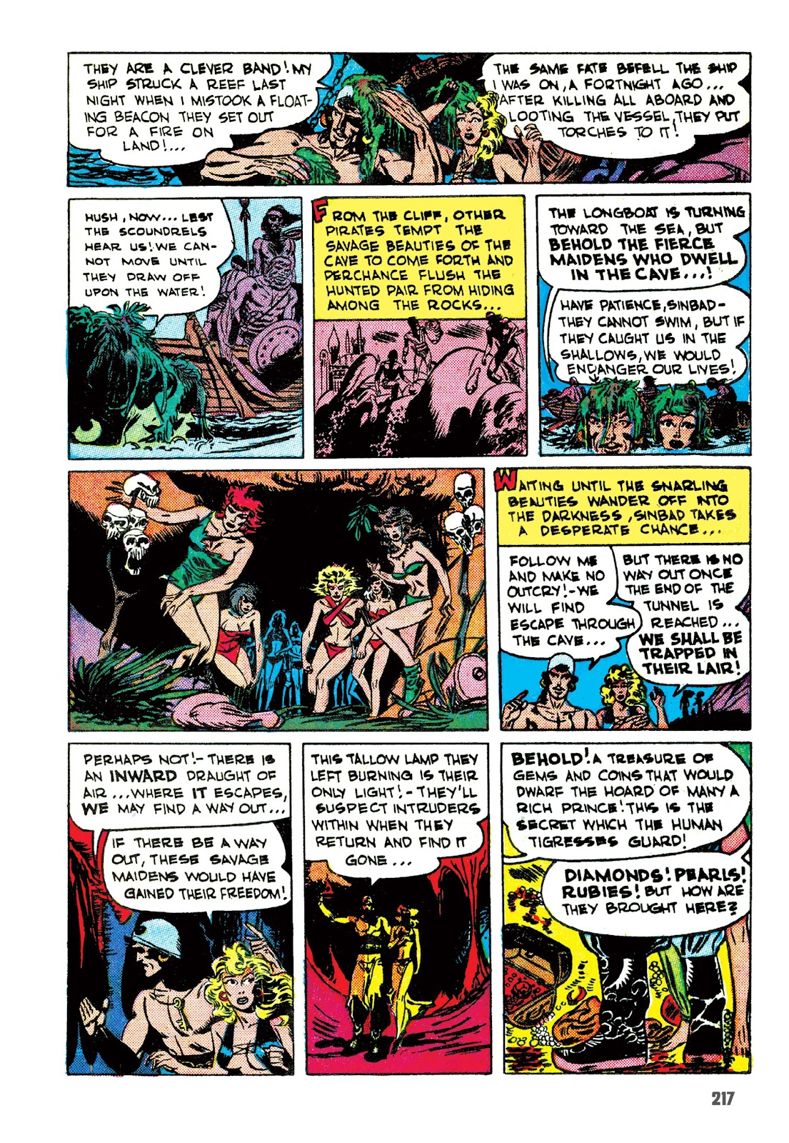 Read online The Joe Kubert Archives comic -  Issue # TPB (Part 3) - 28