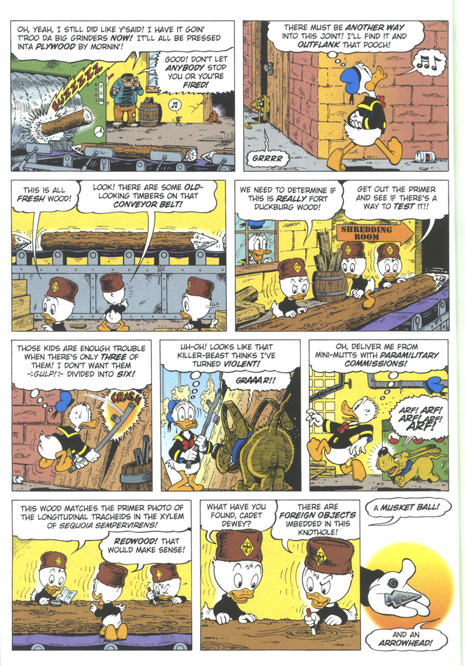 Read online Uncle Scrooge (1953) comic -  Issue #309 - 16