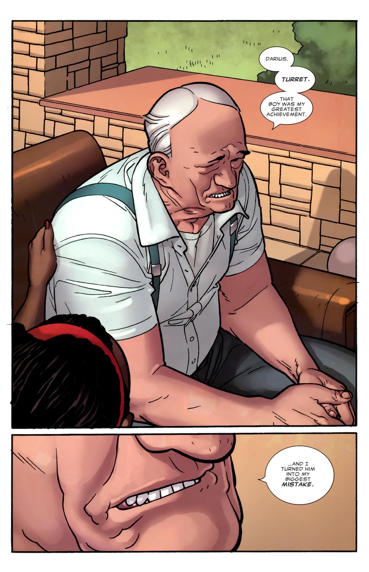 Read online Destroyer comic -  Issue #4 - 21