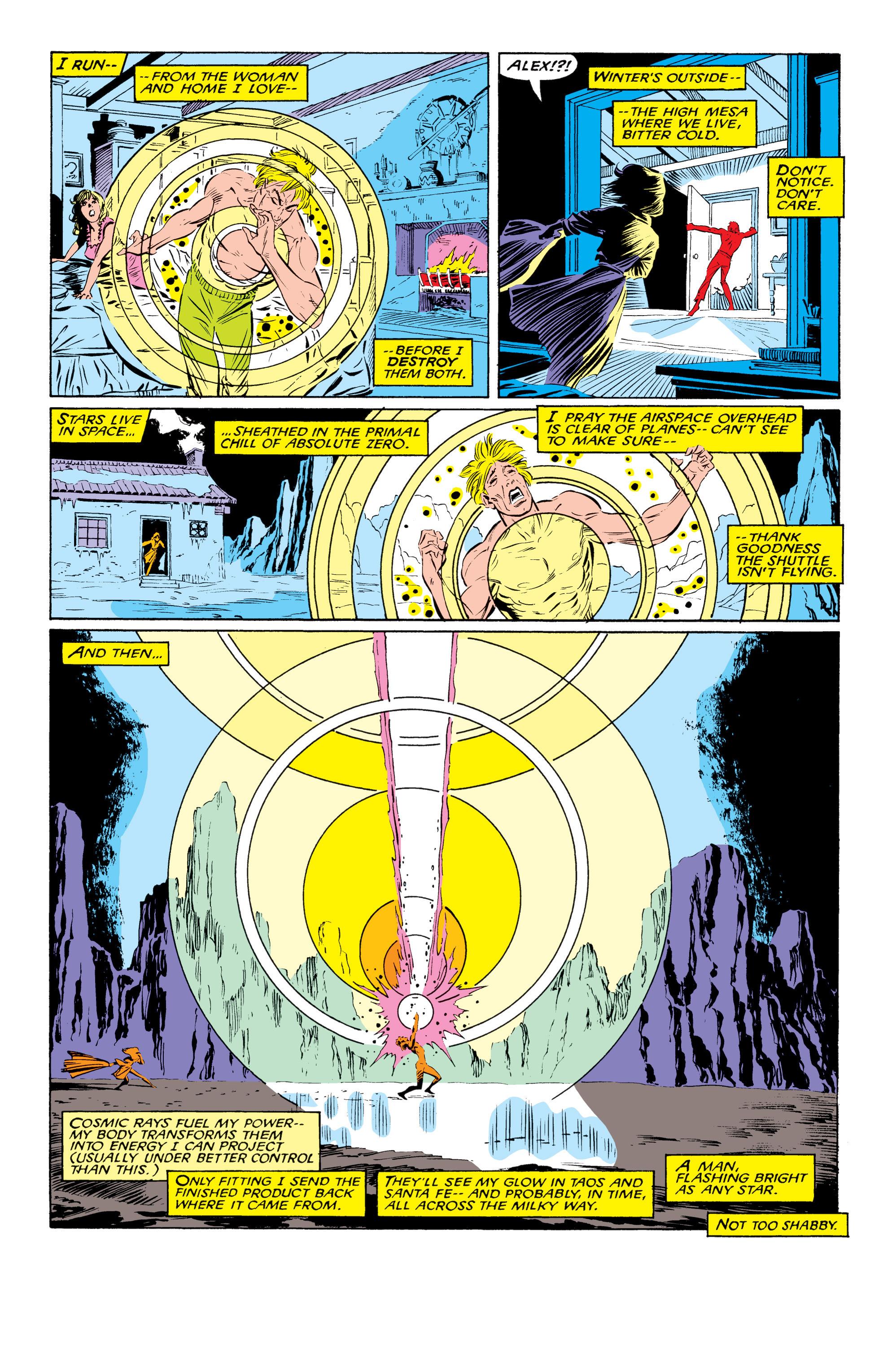 Read online Uncanny X-Men (1963) comic -  Issue #219 - 6