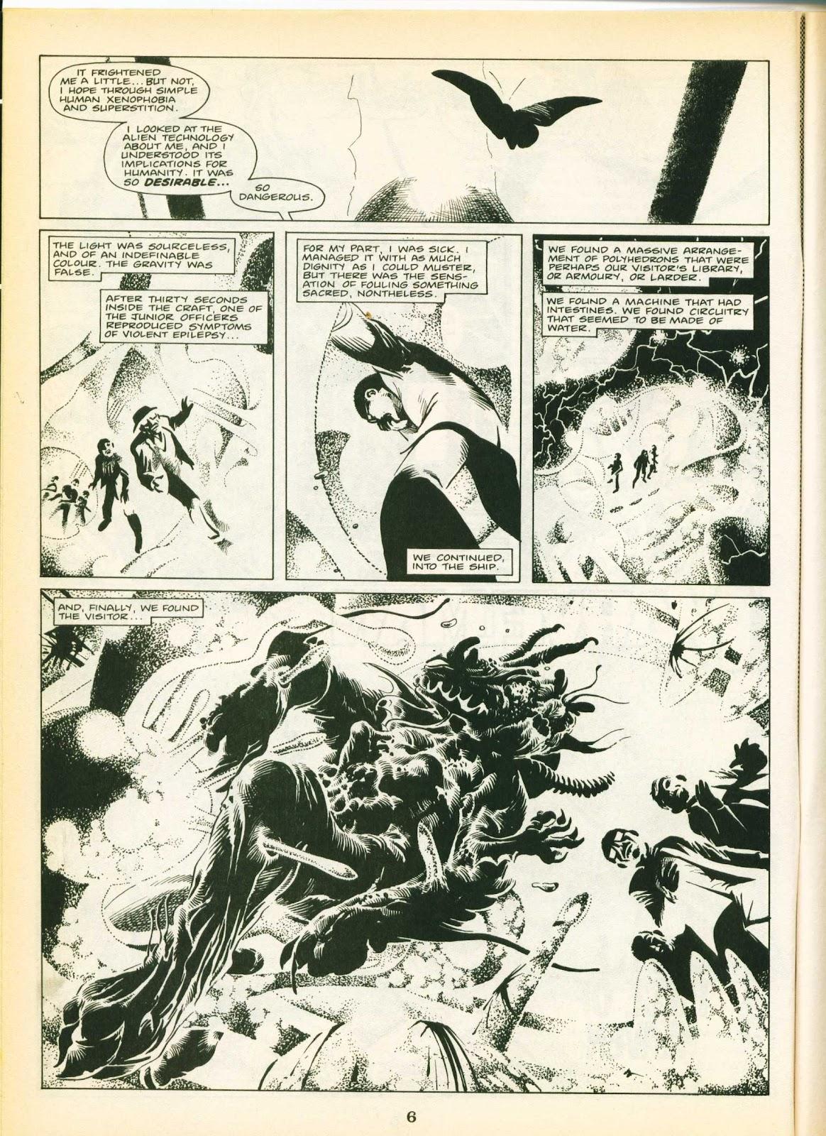 Warrior Issue #20 #21 - English 6