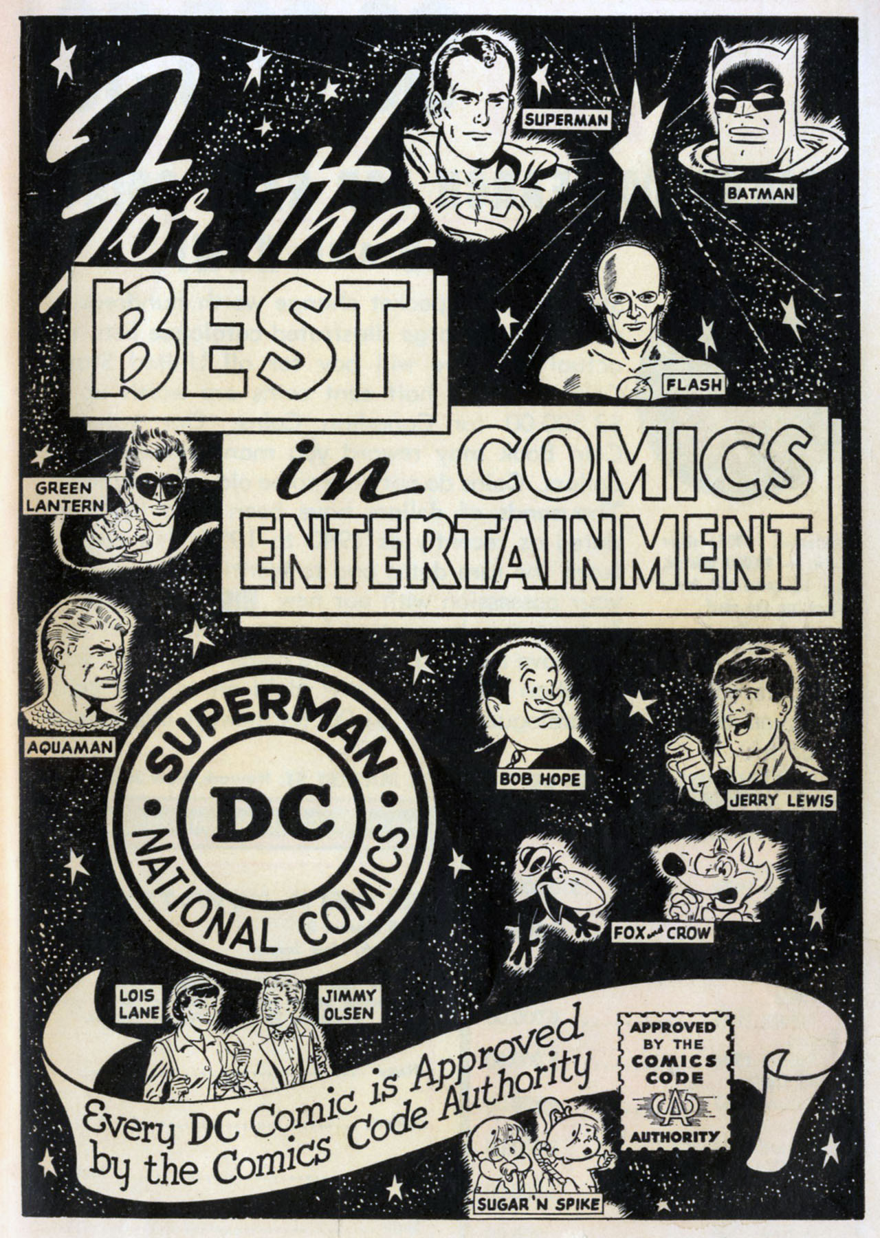 Read online Action Comics (1938) comic -  Issue #289 - 35