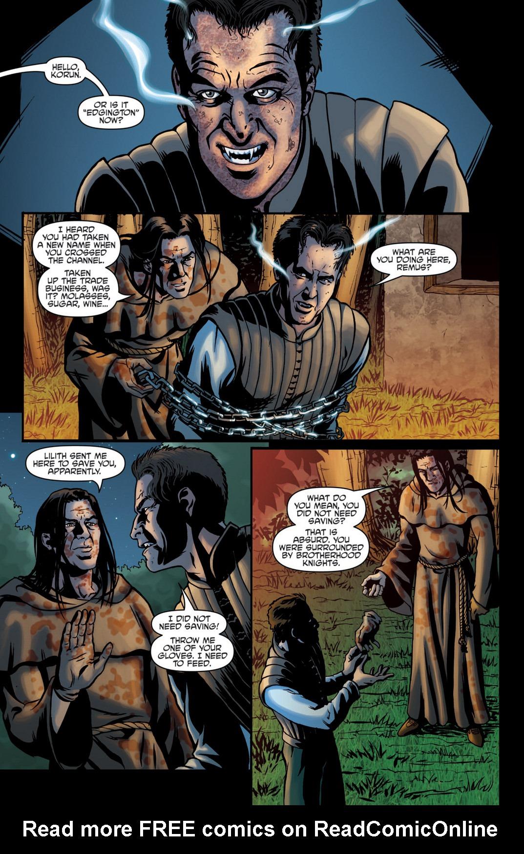 Read online True Blood (2012) comic -  Issue #5 - 16