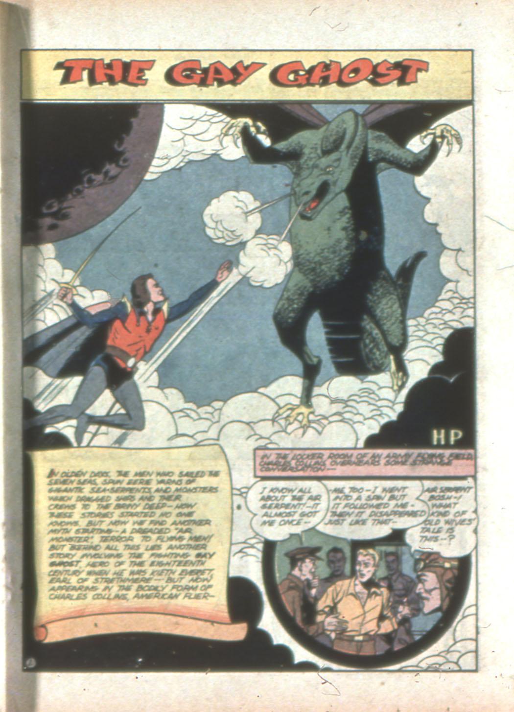 Read online Sensation (Mystery) Comics comic -  Issue #11 - 37