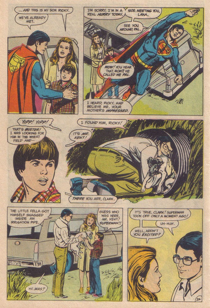 Read online Superman III comic -  Issue # Full - 24