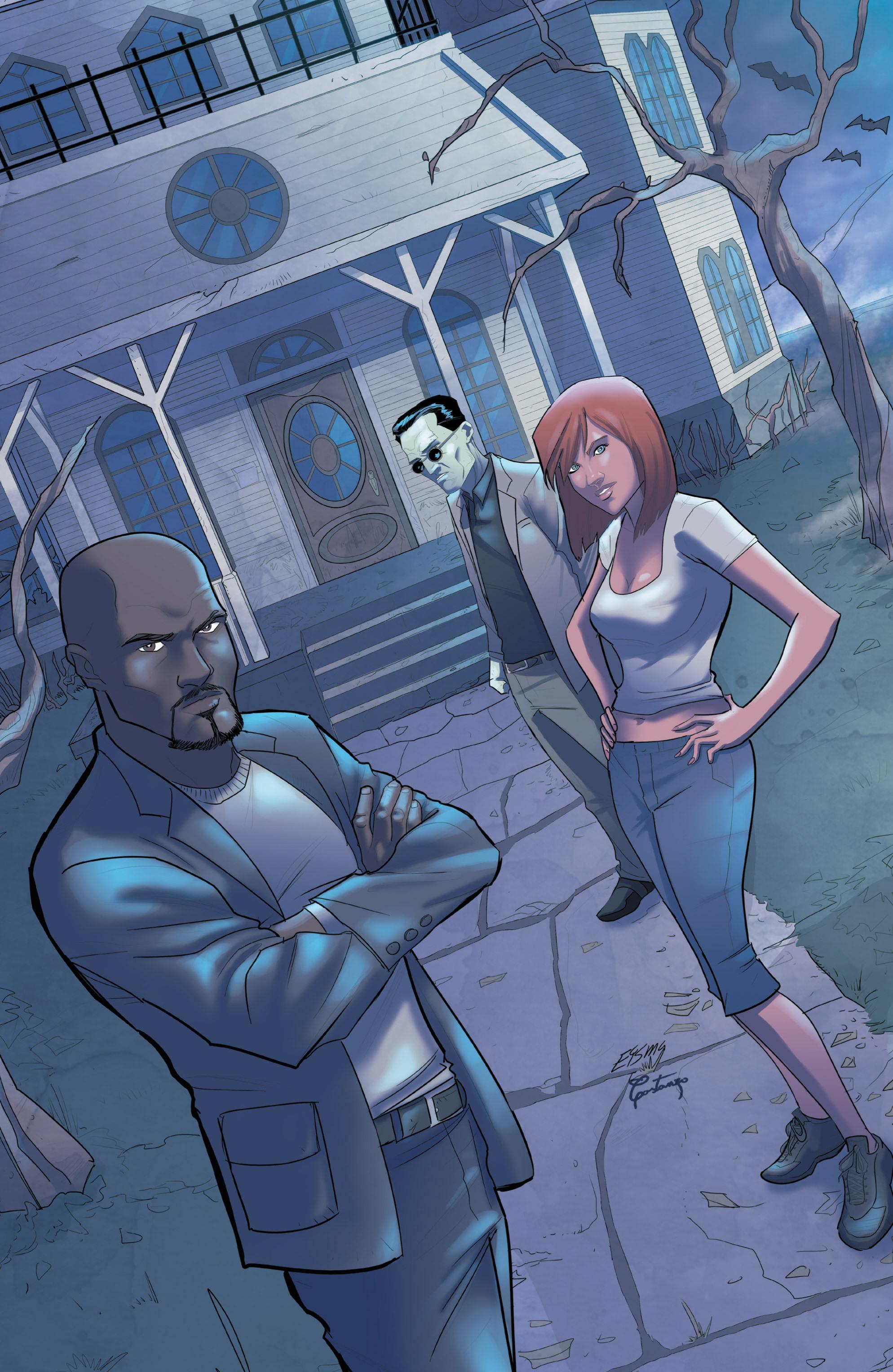 Read online Hoax Hunters (2012) comic -  Issue # TPB 2 - 103