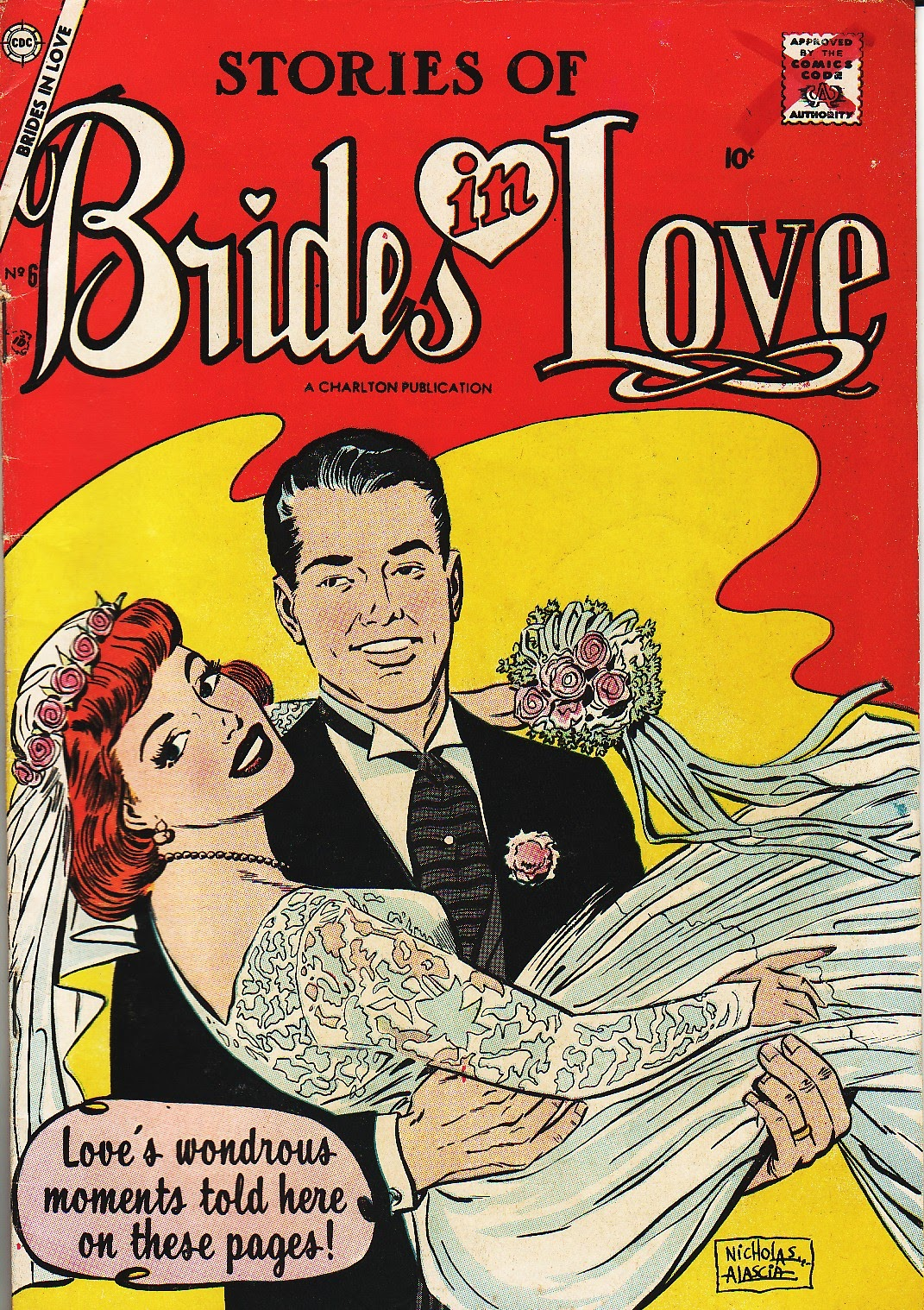 Brides in Love 6 Page 1