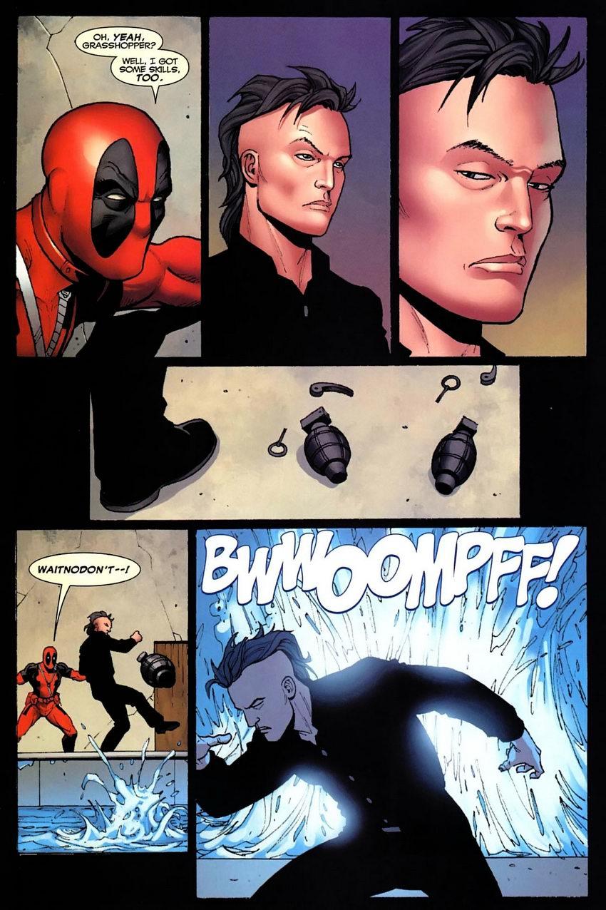 Read online Wolverine: Origins comic -  Issue #25 - 7