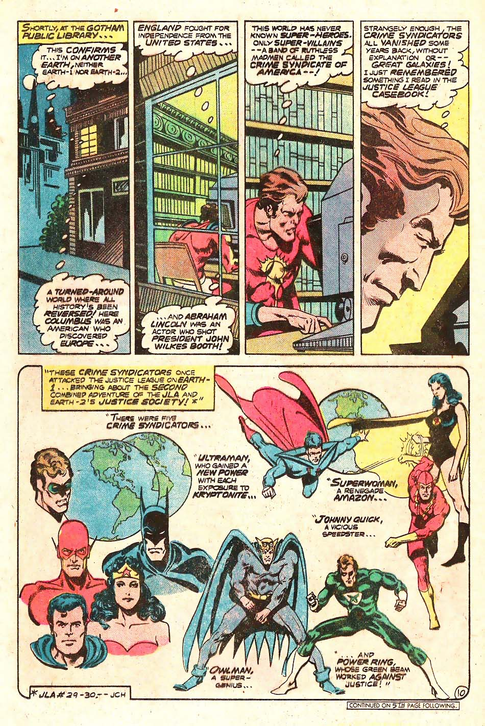 Read online Secret Society of Super-Villains comic -  Issue #13 - 11