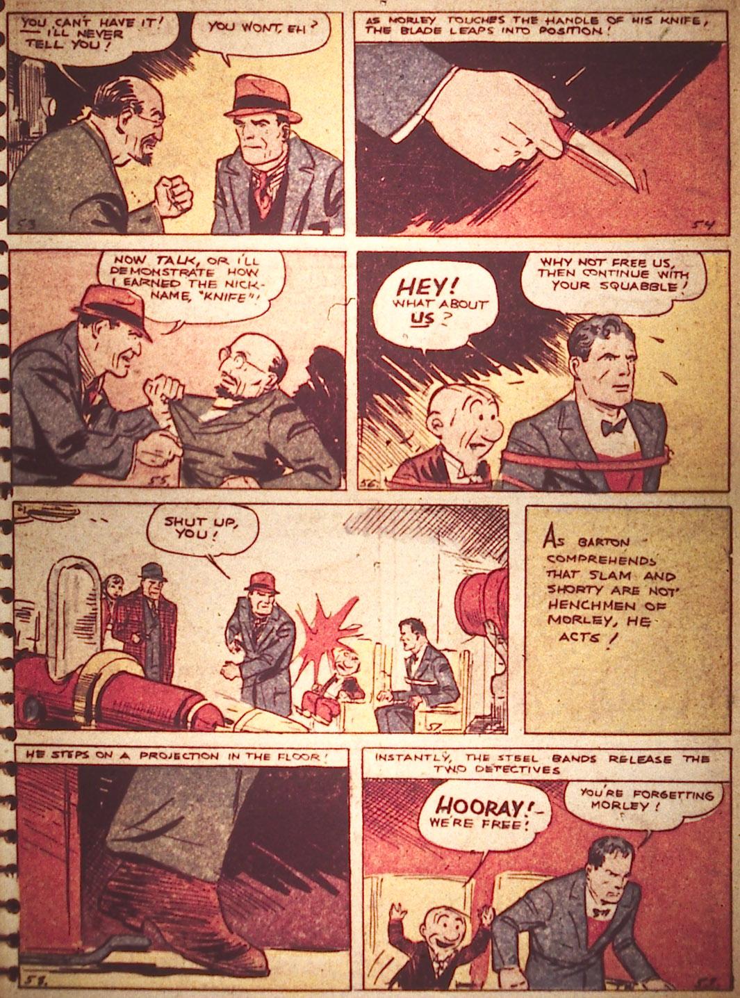 Read online Detective Comics (1937) comic -  Issue #18 - 61