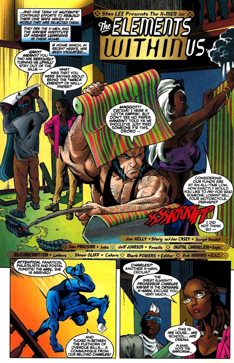 X-Men (1991) 73 Page 2