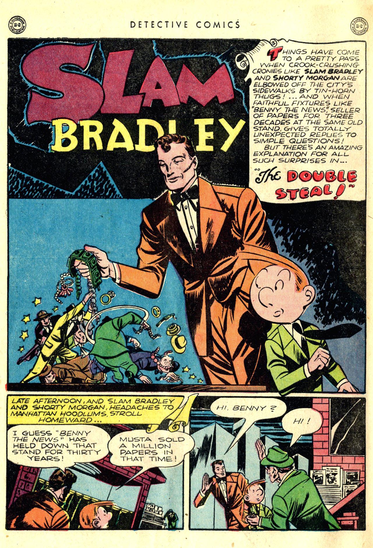 Read online Detective Comics (1937) comic -  Issue #90 - 42