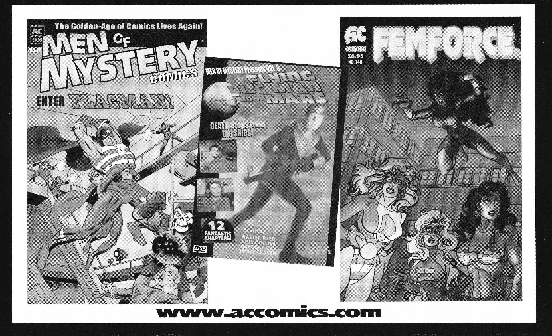 Read online Men of Mystery Comics comic -  Issue #72 - 67