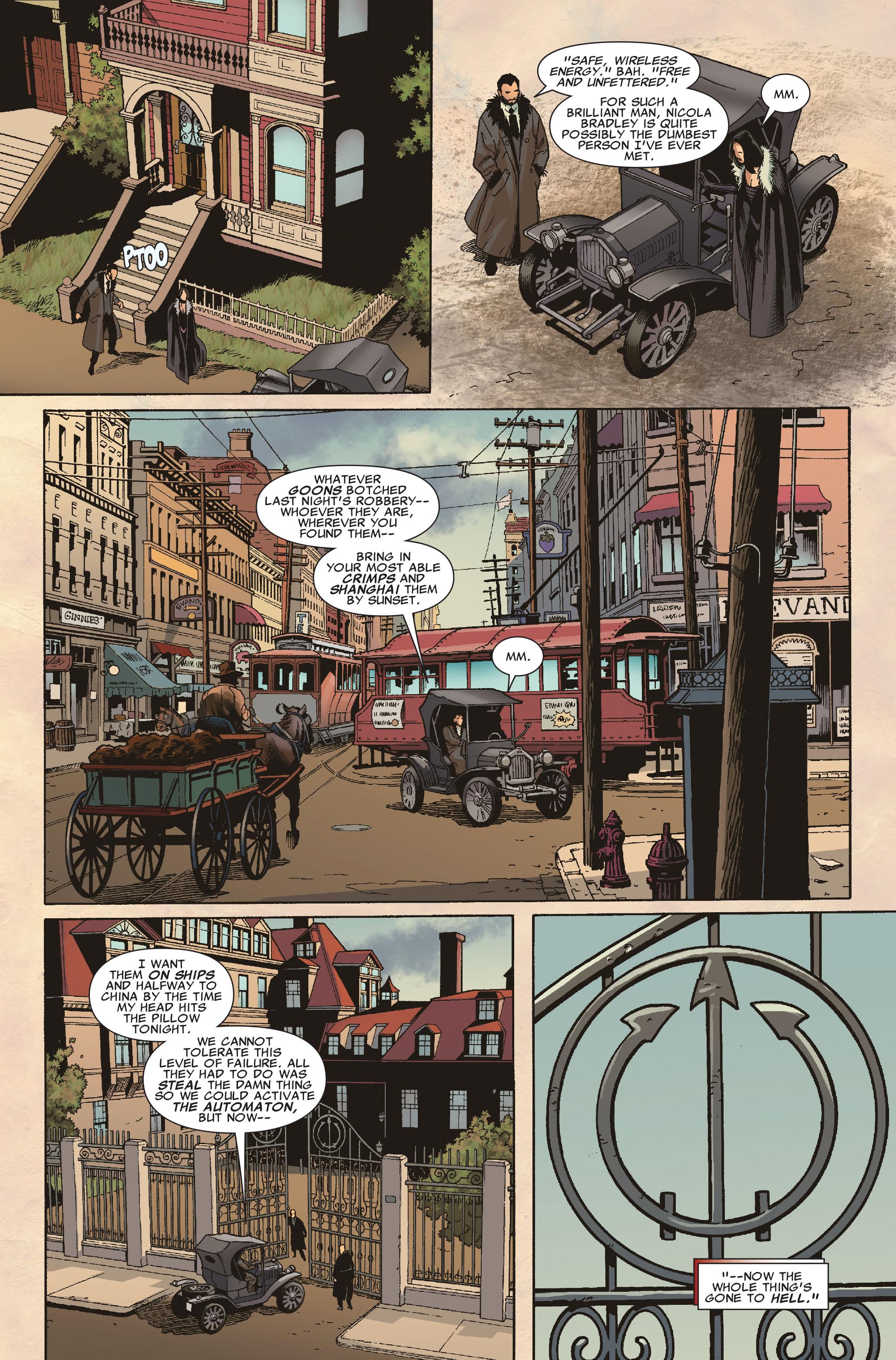 Read online Uncanny X-Men (1963) comic -  Issue #512 - 13