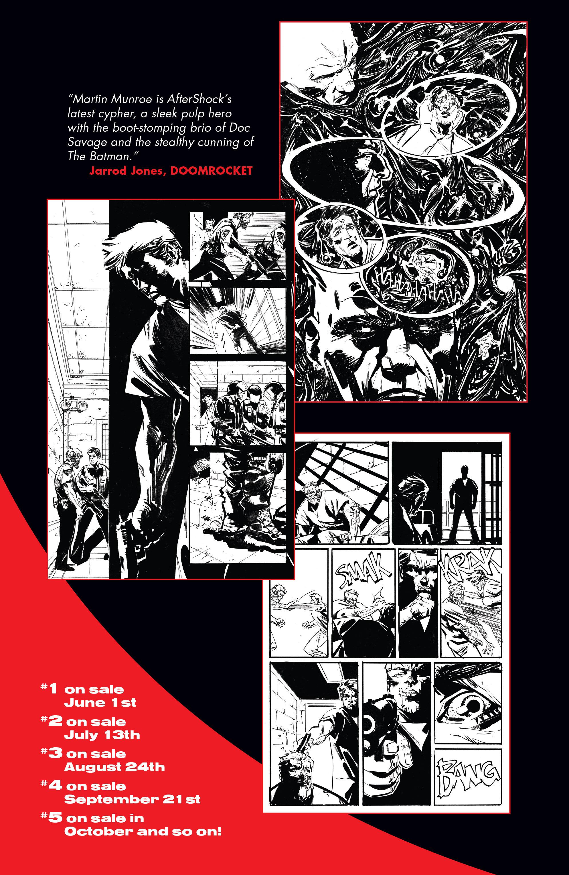 Read online Aftershock Genesis comic -  Issue #1 - 31