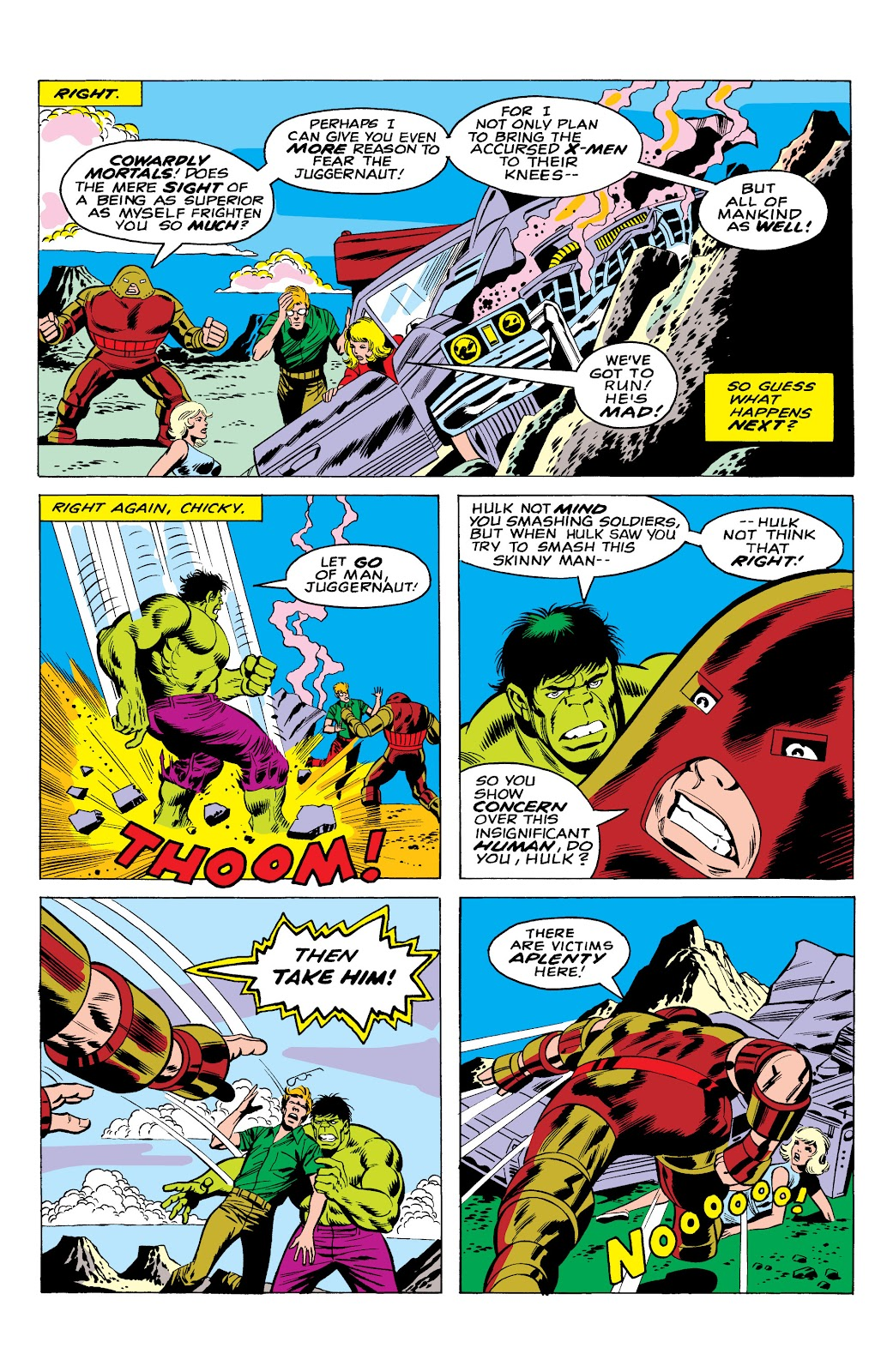 Read online Marvel Masterworks: The Incredible Hulk comic -  Issue # TPB 10 (Part 1) - 43