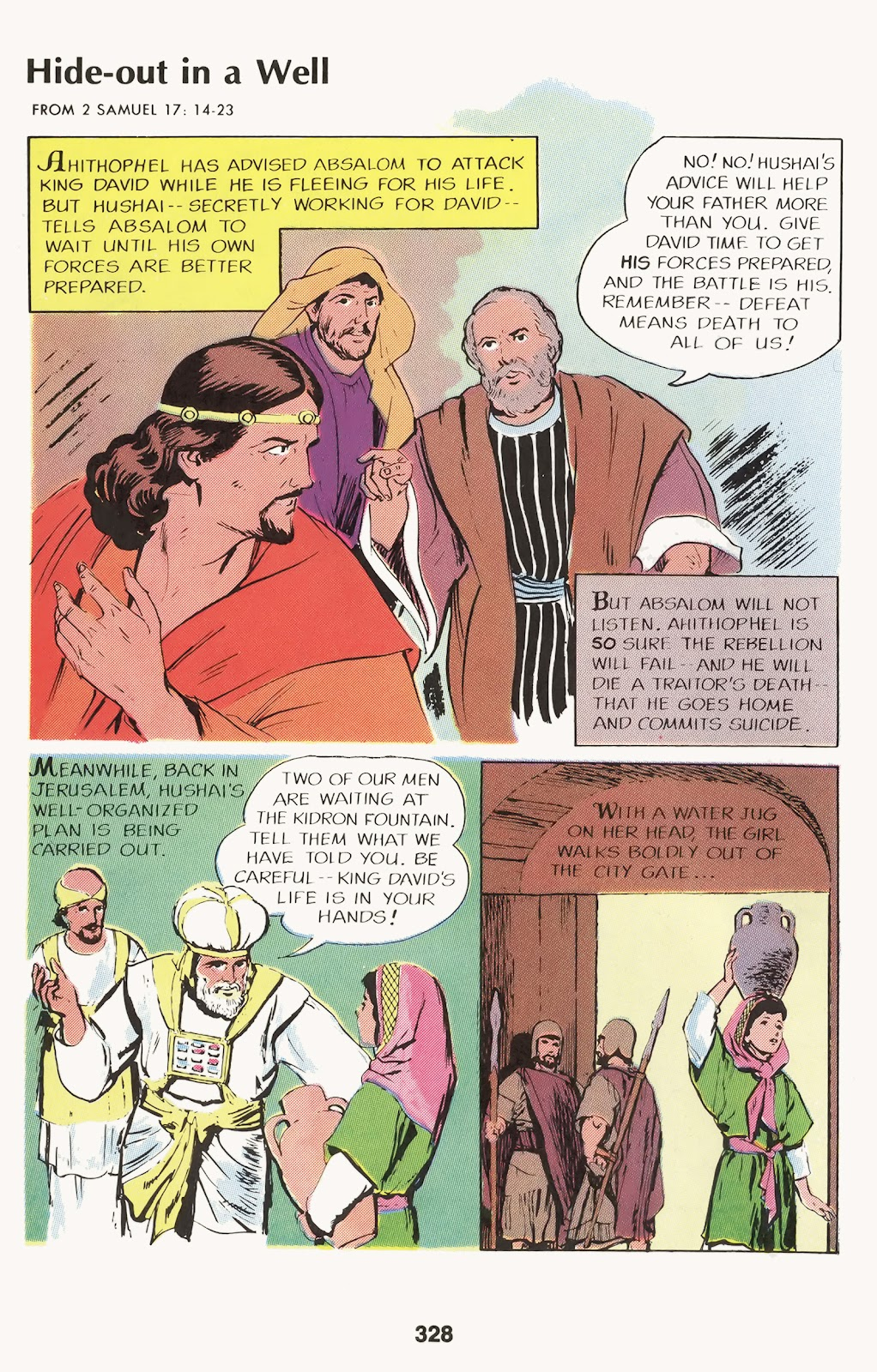 The Picture Bible issue TPB (Part 4) - Page 31