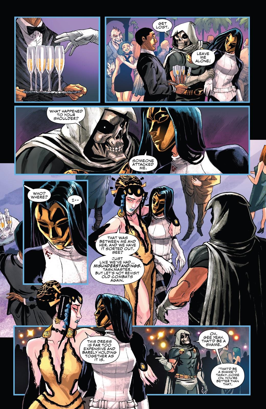 Read online Black Widow (2019) comic -  Issue #3 - 11