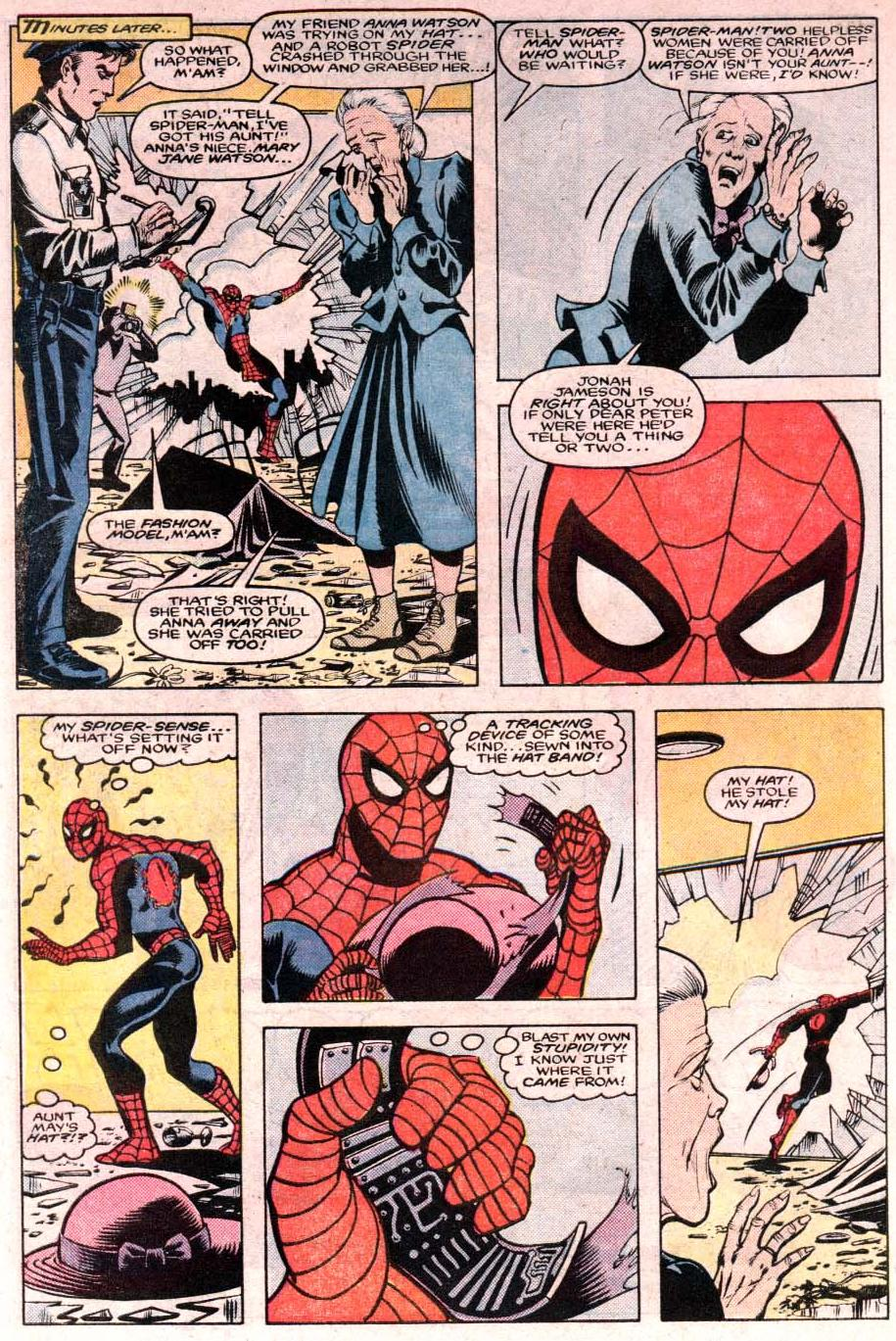 The Amazing Spider-Man (1963) _Annual_19 Page 16