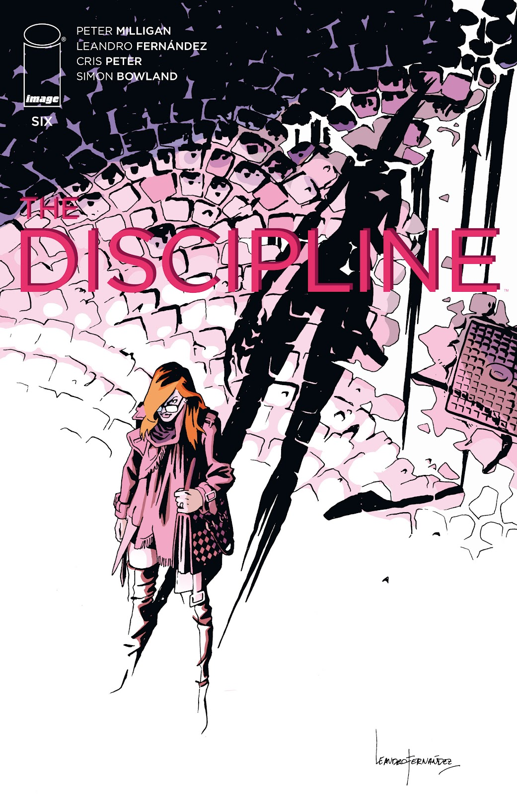 The Discipline issue 6 - Page 1