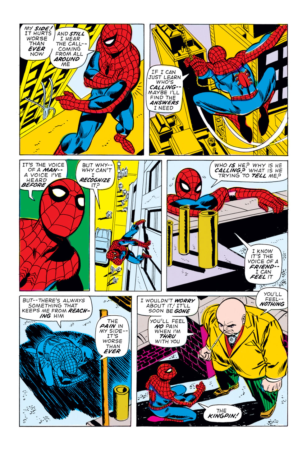 The Amazing Spider-Man (1963) 100 Page 16