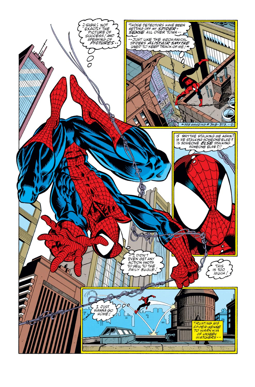 The Amazing Spider-Man (1963) 383 Page 6