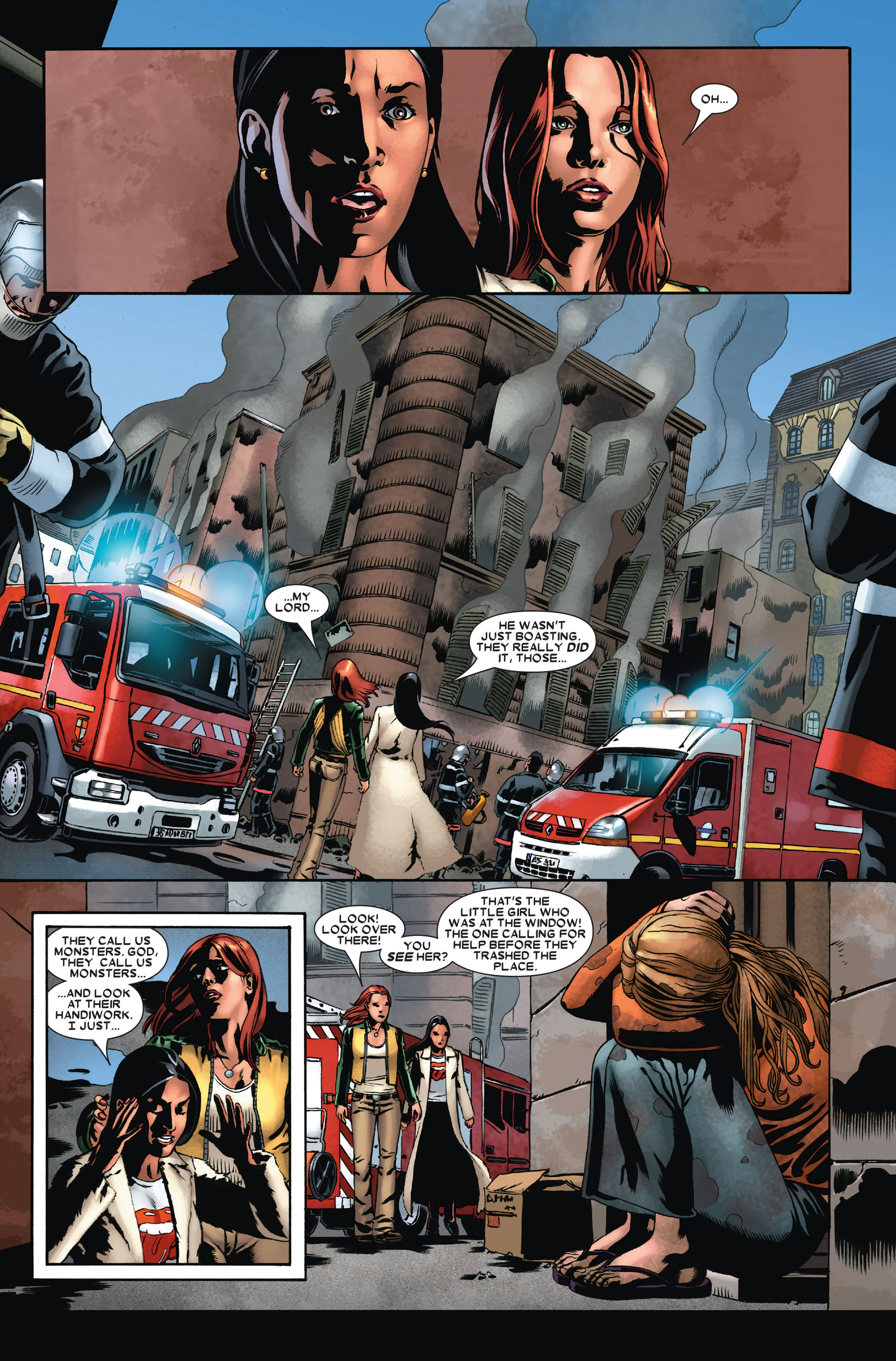 Read online X-Factor (2006) comic -  Issue #16 - 15
