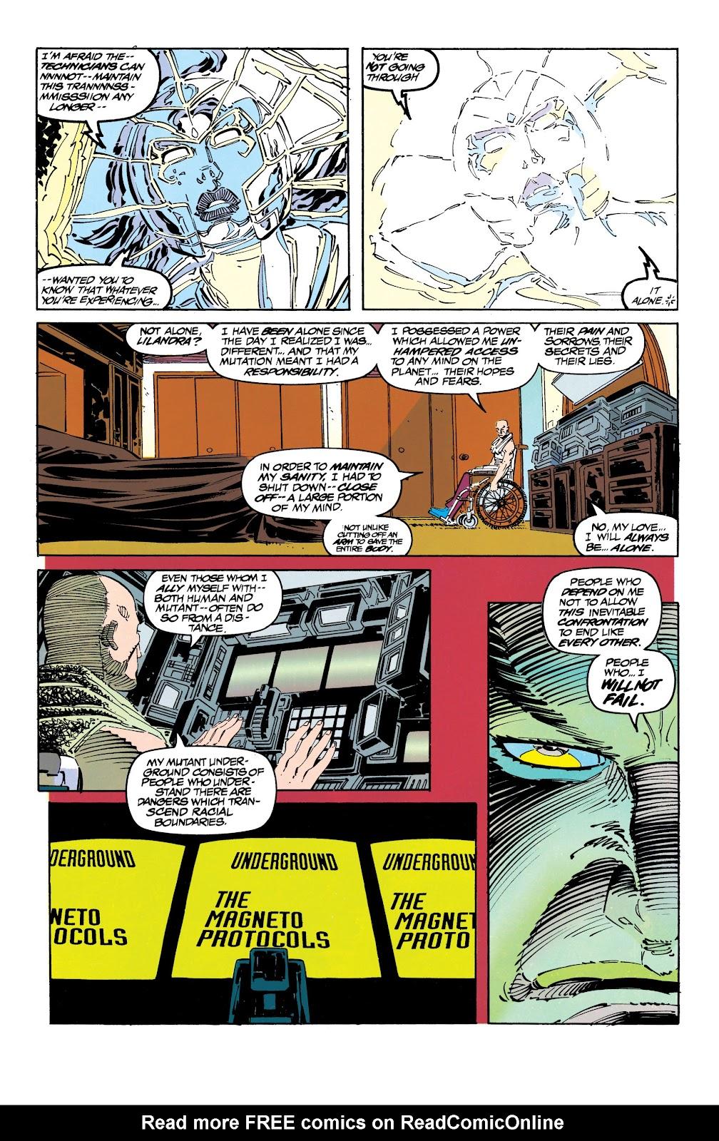 Uncanny X-Men (1963) issue 304 - Page 8