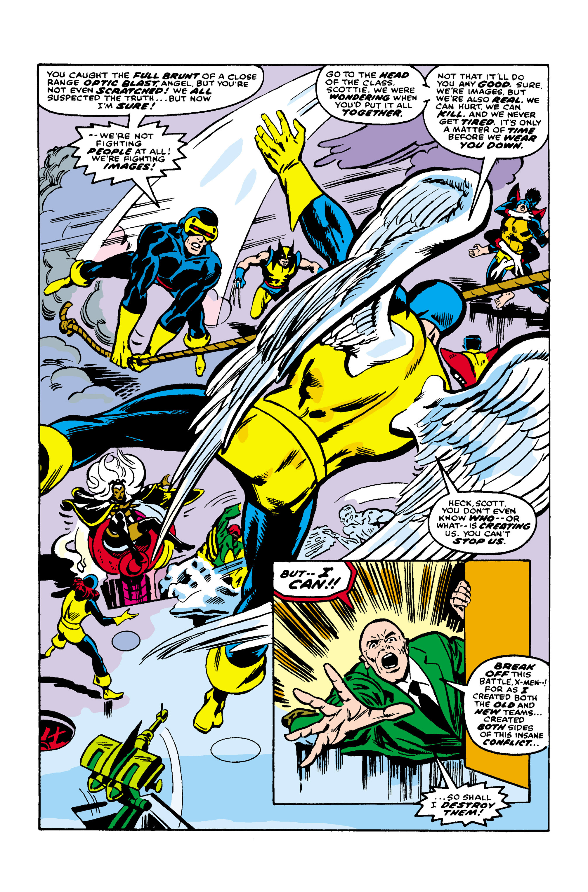 Read online Uncanny X-Men (1963) comic -  Issue #106 - 15