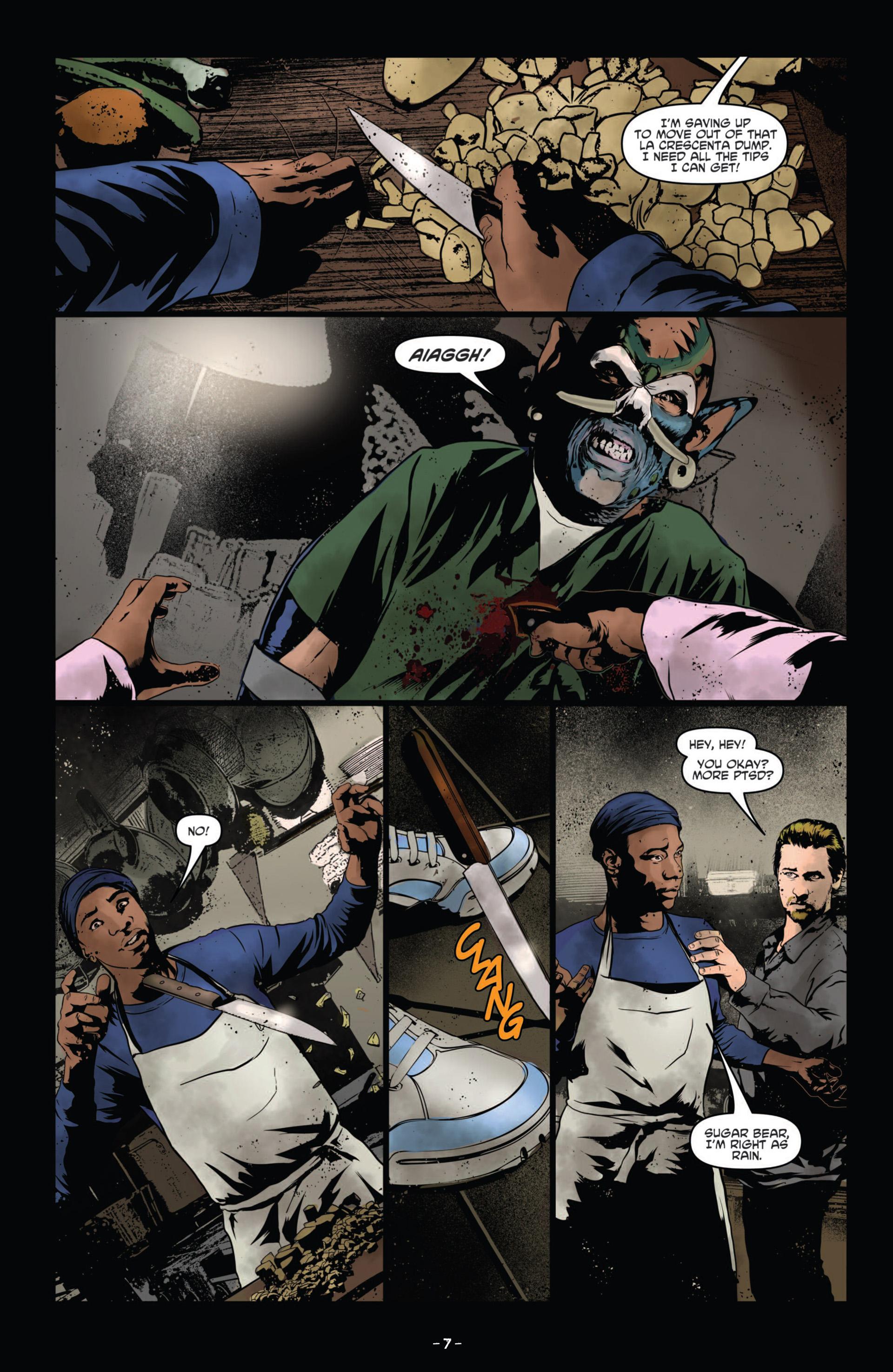 Read online True Blood (2012) comic -  Issue #11 - 10