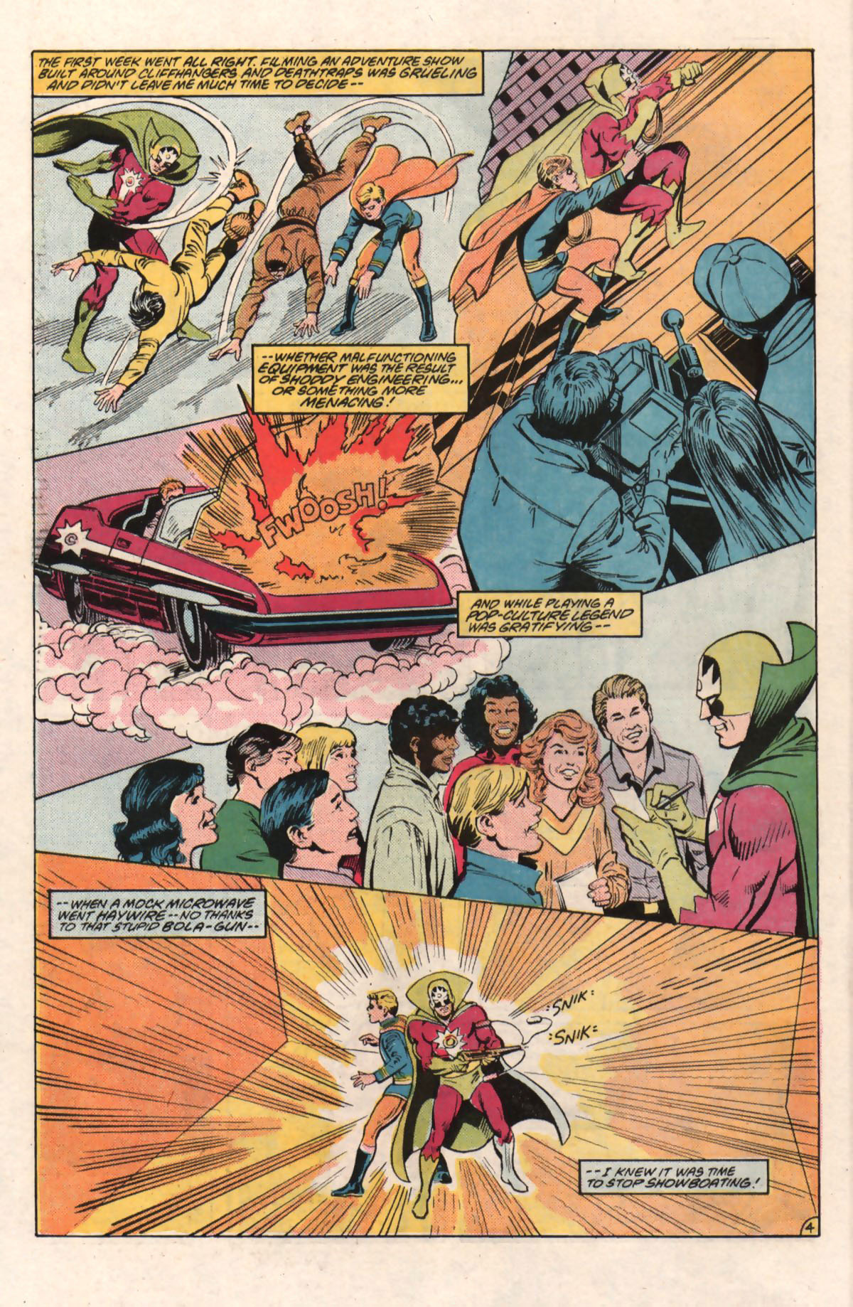 Read online Action Comics (1938) comic -  Issue #641 - 22