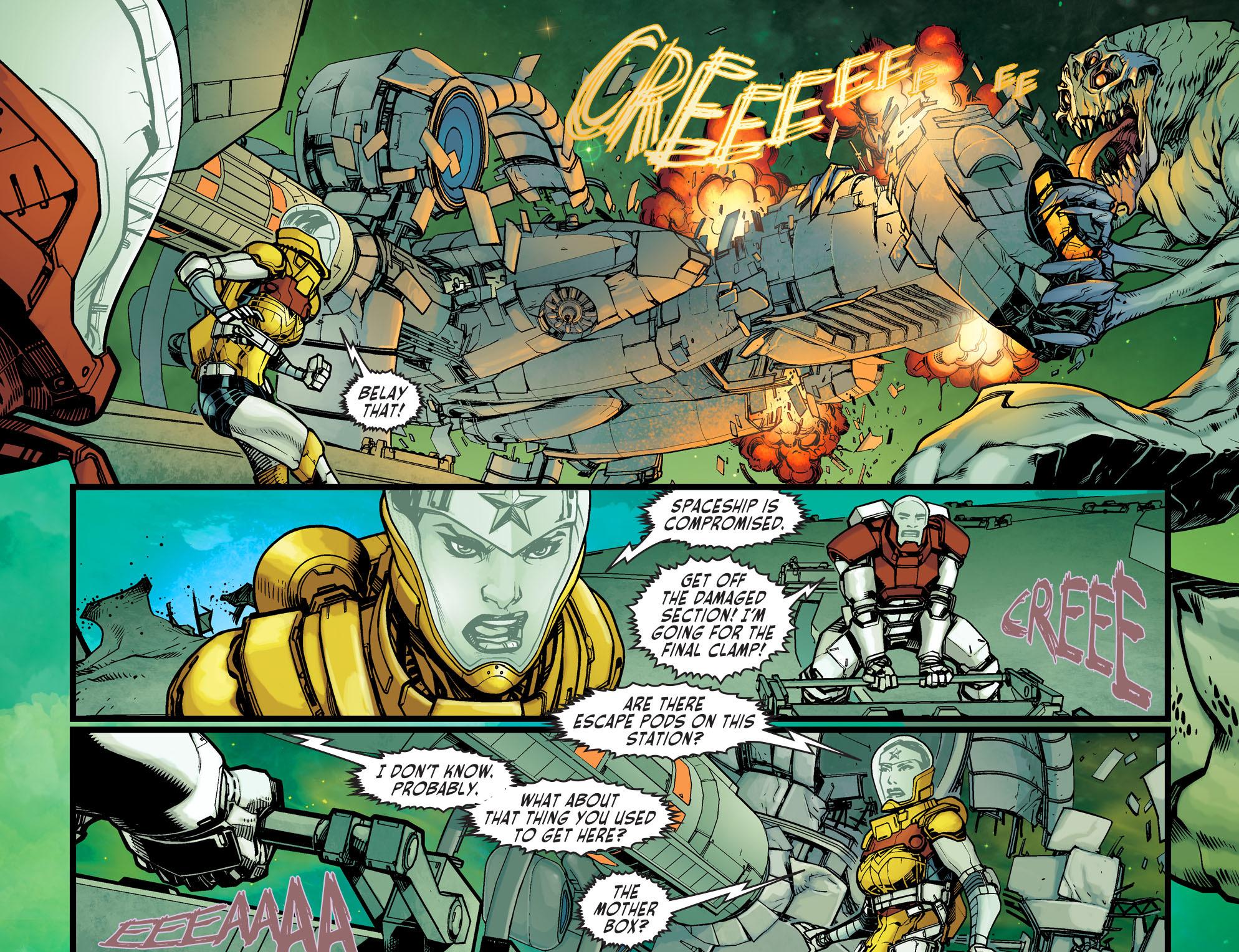 Read online Sensation Comics Featuring Wonder Woman comic -  Issue #21 - 7