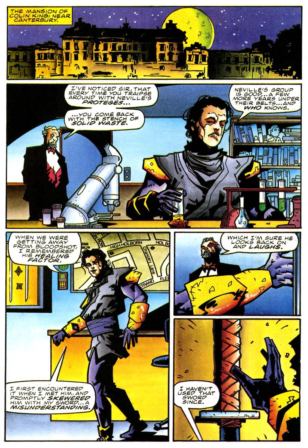 Read online Secret Weapons comic -  Issue #21 - 13