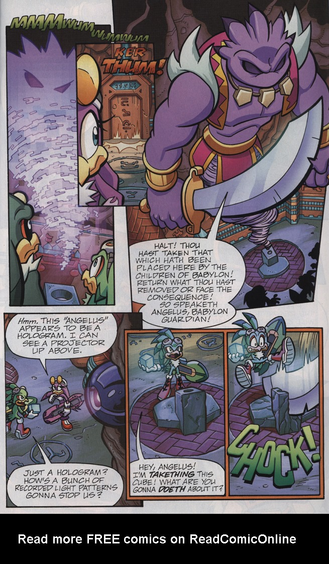 Read online Sonic Universe comic -  Issue #33 - 15