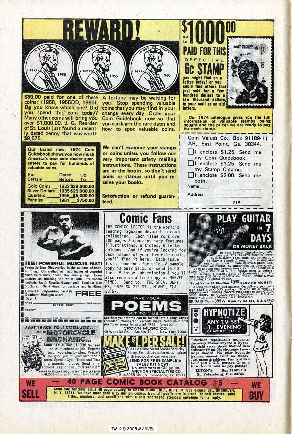 Uncanny X-Men (1963) 88 Page 5
