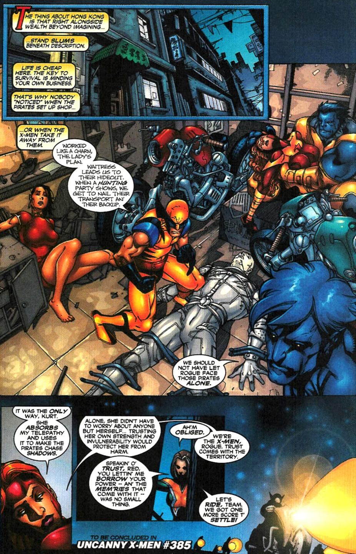 X-Men (1991) 104 Page 22